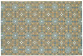 Kaleen Habitat Floral Tile Indoor Outdoor Rug