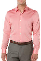 Perry Ellis Solid Long Sleeve Shirt