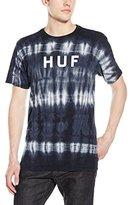 HUF Men's Original Logo Tie Dye T-Shirt