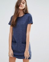 Jack Wills Marl Shift Dress