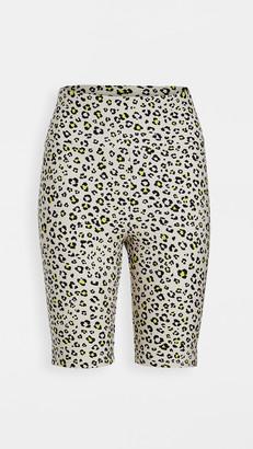 BB Dakota Cheetah Mode Shorts