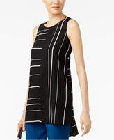 Alfani High-Low Tunic, Only at Macy's