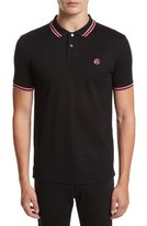 Paul Smith Men's Tipped Logo Polo