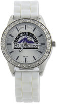 Game Time Women's Colorado Rockies Frost Watch