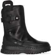 Camper Lab x Kiko chunky mid-calf boots