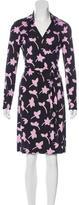 Diane von Furstenberg New Jeanne Wrap Dress