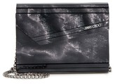 Jimmy Choo 'Candy' Clutch - Black