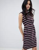 Sugarhill Boutique Dessie Stripe Shift Dress