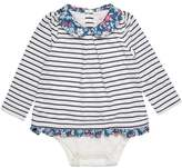 Gap BABY Long sleeved top ivory frost