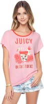 Juicy Couture Juicy On The Rocks Graphic Tee