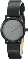 Nixon Women's A3981531 Kenzi Leather Watch
