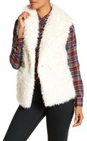Johnny Was Faux Fur Vest