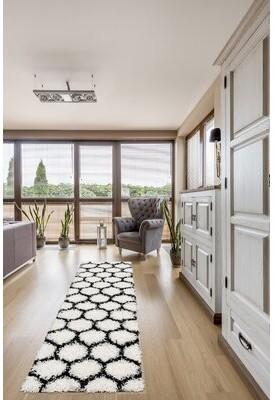 Gracie Oaks Esquer Desiree White Area Rug Rug Size: Rectangle 4' x 6'