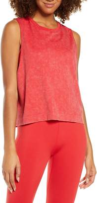 Soul by SoulCycle Seamless Crop Tank