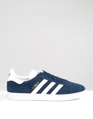 Adidas Gazelle Navy   Shop the world's