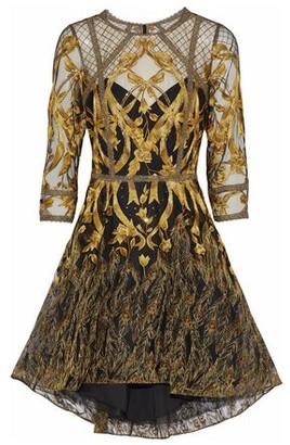 Marchesa Knee-length dress