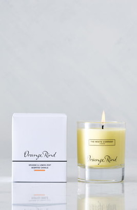 The White Company Orange Rind Signature Scented Candle