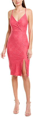 BCBGeneration Lace Sheath Dress