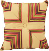 Waverly Floral Flourish Cordial Square Decorative Pillow