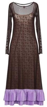 Marine Serre 3/4 length dress
