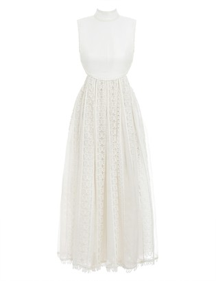 Zimmermann Super Eight Butterfly Gown