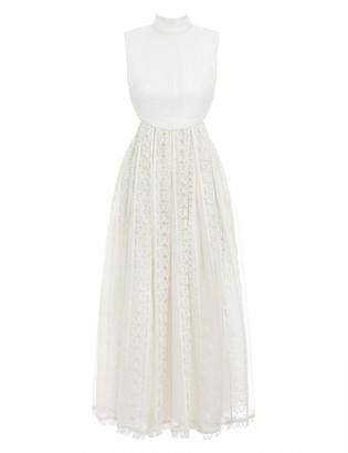 Zimmermann Super Eight Butterfly Gown