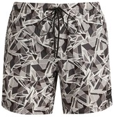 Fendi Cubicswim Shorts