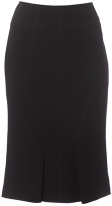 Tom Ford Black Wool Skirts