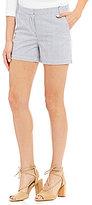 Armani Exchange Seersucker Shorts