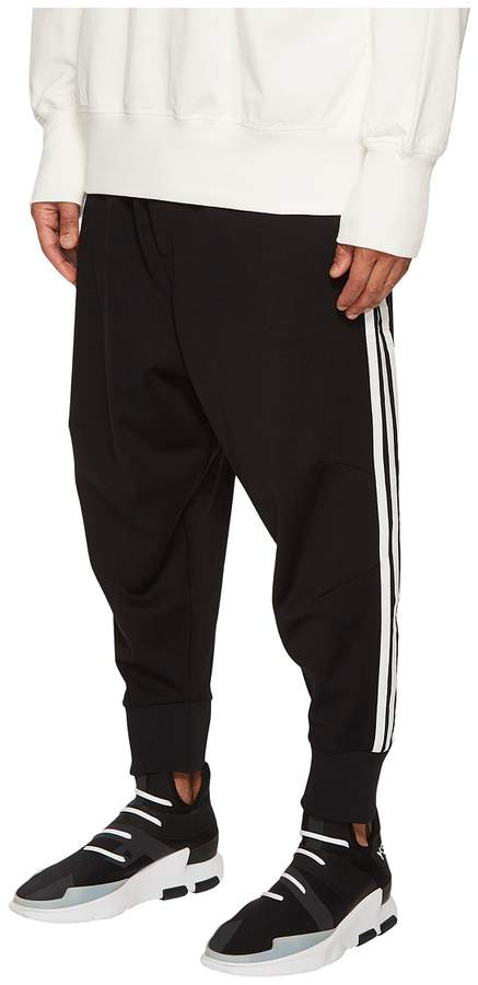 Yohji Yamamoto 3-Stripes Track Pants Men's Casual Pants