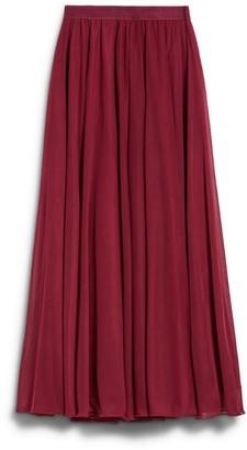 Max & Co. Crepe Midi Skirt