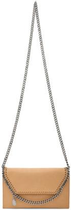 Stella McCartney Beige Mini Falabella Shoulder Bag