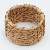 Food NetworkTM Rattan Cane Napkin Ring