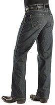 Wrangler Men's Jean Mid Rise Relaxed Fit Boot Cut Jean