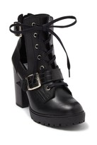 Steve Madden Lazlo Leather Boot