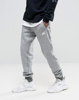 Nike Legacy Joggers In Grey 805150-091