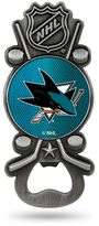 San Jose Sharks Party Starter Bottle Opener Magnet