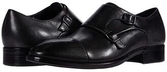 Ecco Vitrus Mondial Monk (Black) Men's Shoes