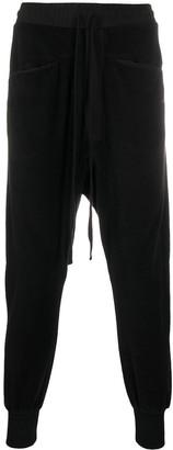 Thom Krom Elasticated Waist Trousers