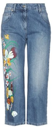 Blumarine Denim trousers