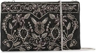 Etro Satin Embellished Clutch