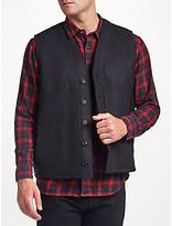 Filson Mackinaw Wool Gilet, Gilet