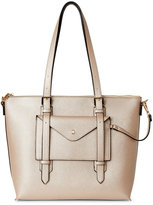 Urban Expressions Gold Gino Tote