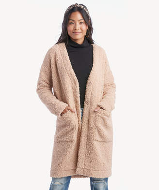 Astr Women's Fauna Coat In Color: Cafe Au Lait Size XS From Sole Society