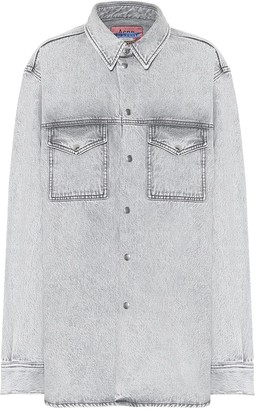 Acne Studios BlaI Konst denim shirt