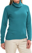 Obermeyer Ski Turtleneck Sweater - Merino Wool Blend, Long Sleeve (For Women)