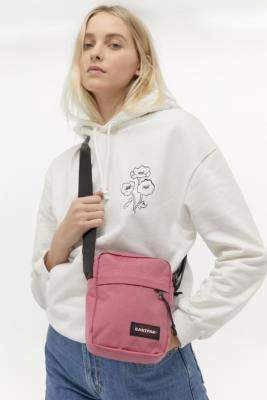 Eastpak The One Pink Crossbody - pink at Urban Outfitters