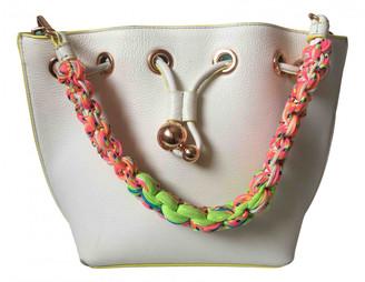 Sophia Webster White Leather Handbags