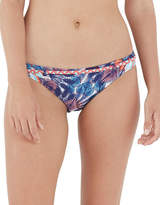 Minkpink Flash Back Plait Belt Bikini Bottoms