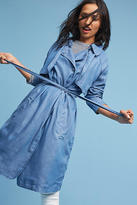 Second Female Chambray Duster Coat